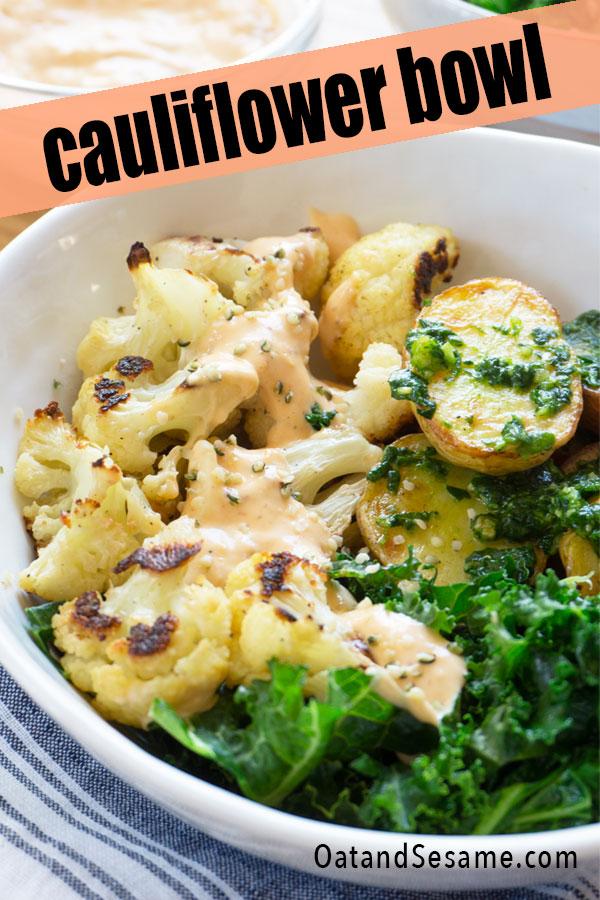 Cauliflower Buddha Bowl